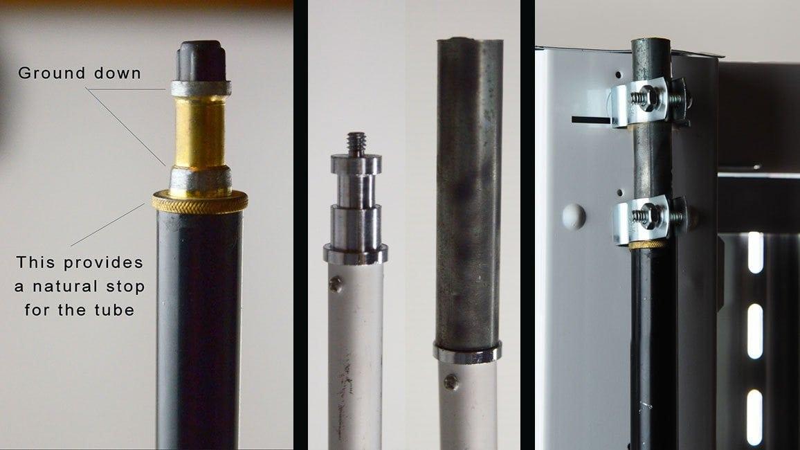 DIY Studio Lighting Modifications
