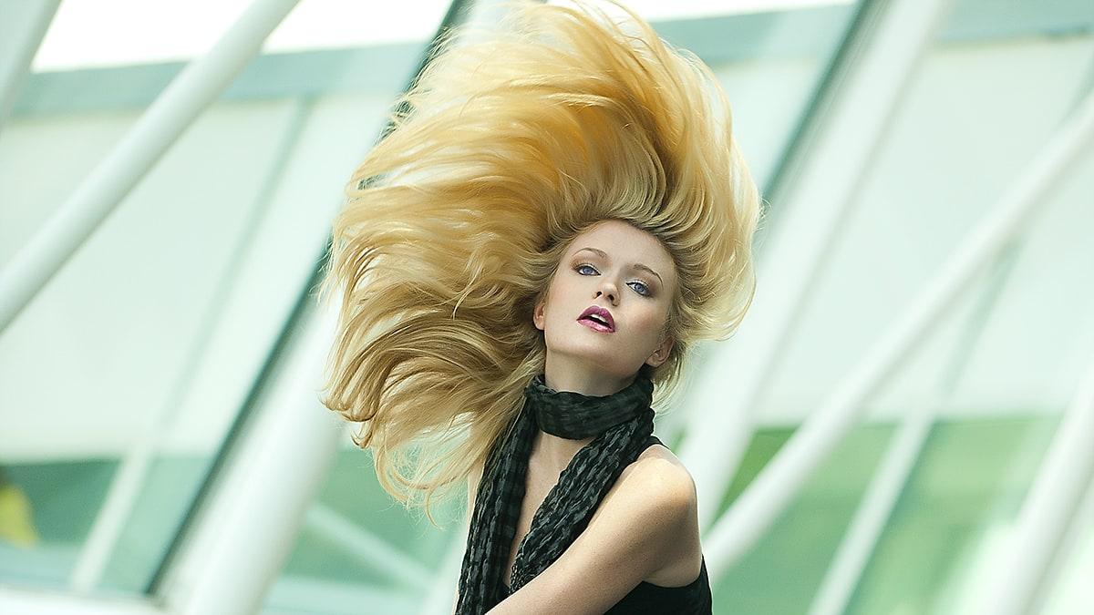 Photo of How to shoot a hair flip and make it look AWESOME!