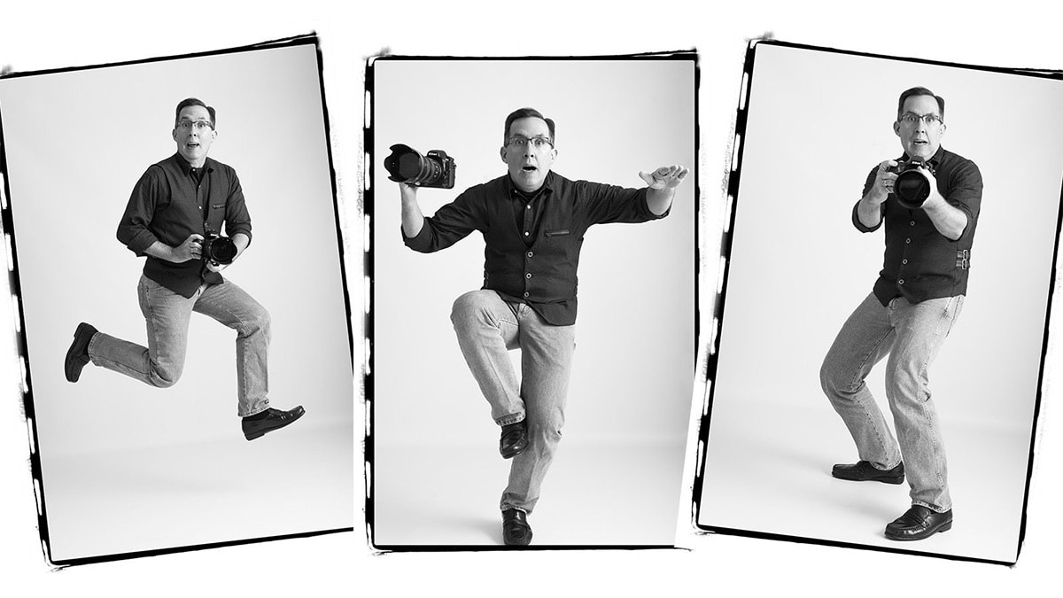 Photo of How NOT to Shoot a Self-Portrait – With One Light