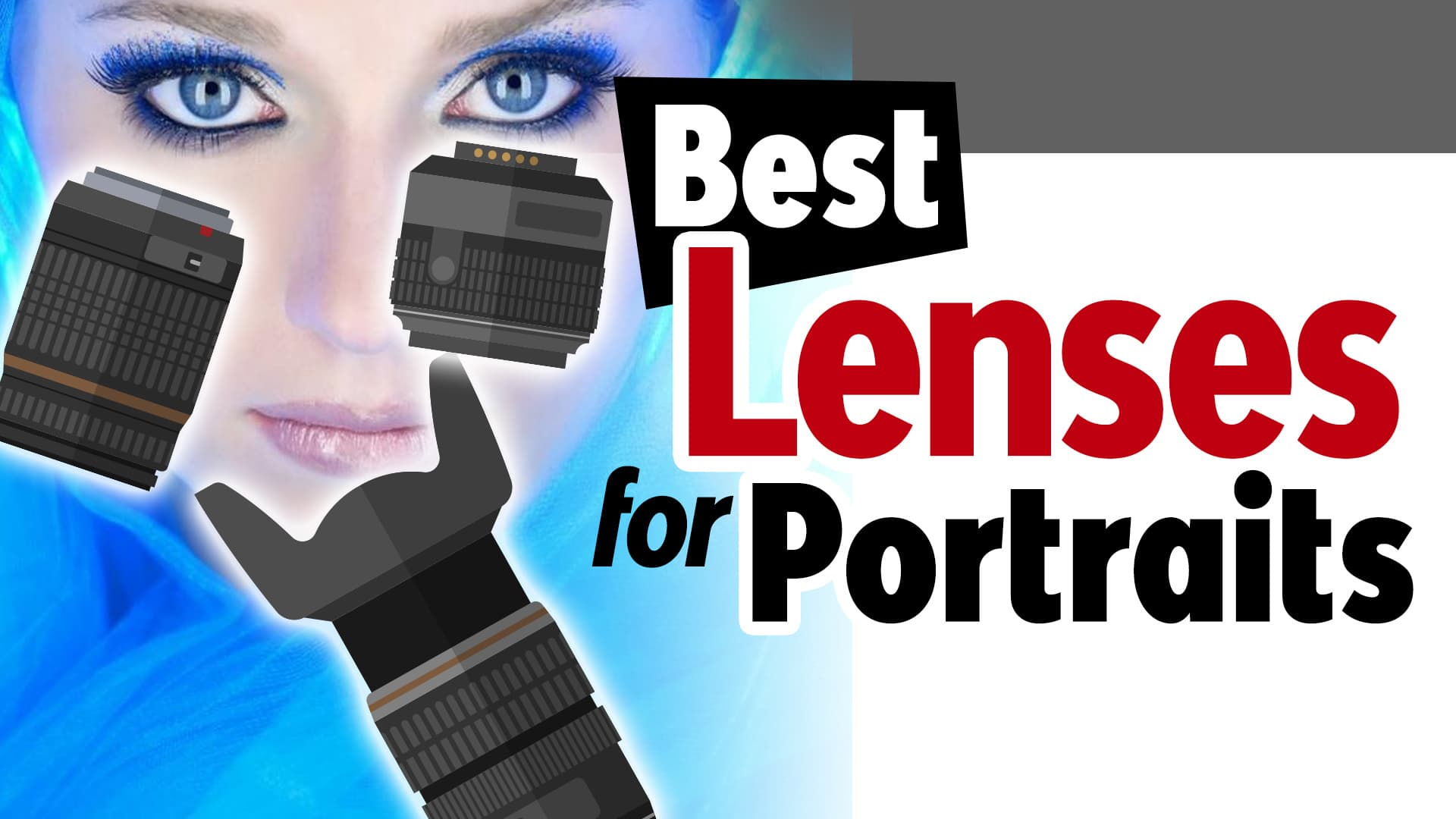 Photo of Best lens for portrait photography and headshots