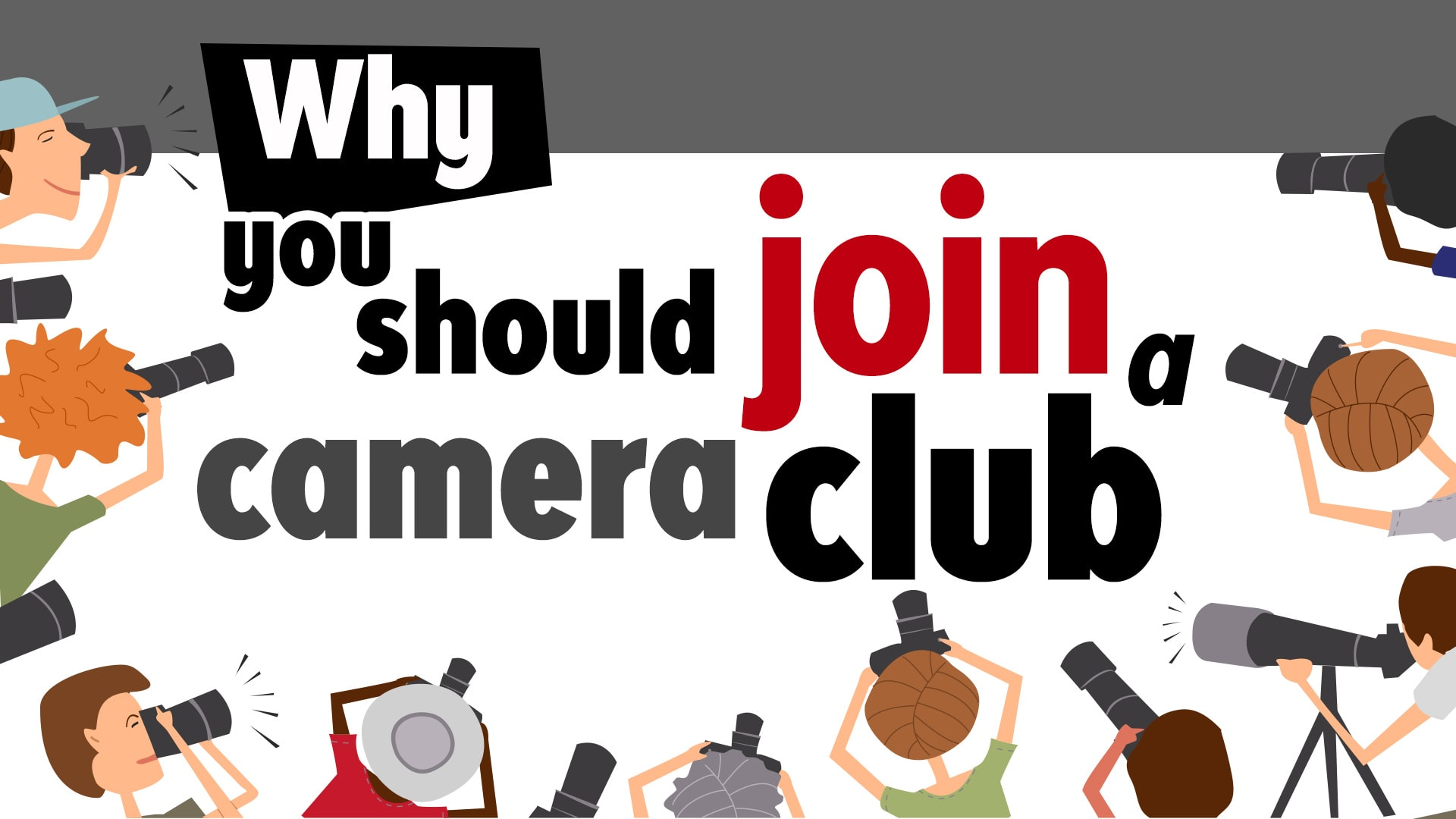 Photo of Why You Should Join a Camera Club or a Photography Meetup Group