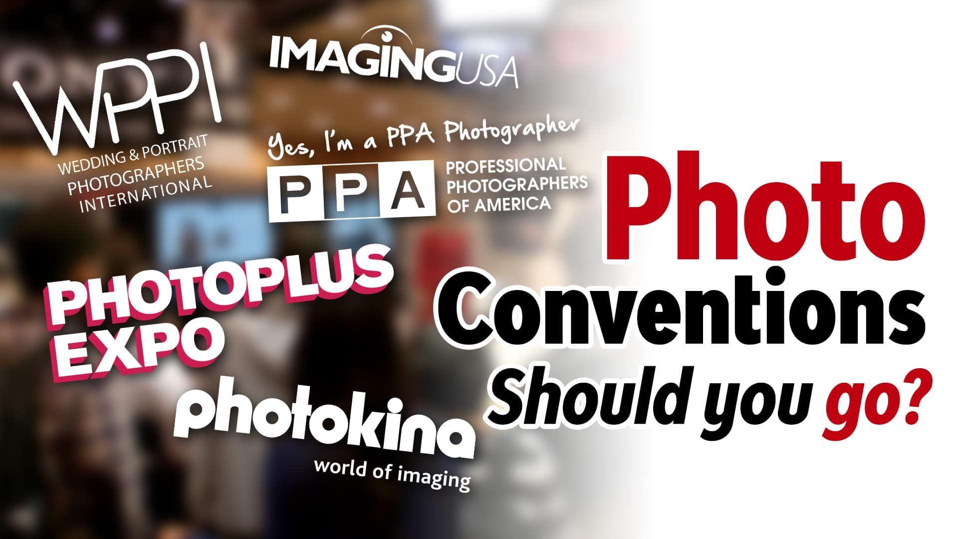 Photo of How important are photography conventions and conferences to your development as a photographer?