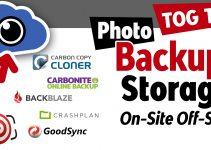 Photo Backup title image