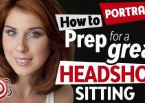 Headshot sitting Title image