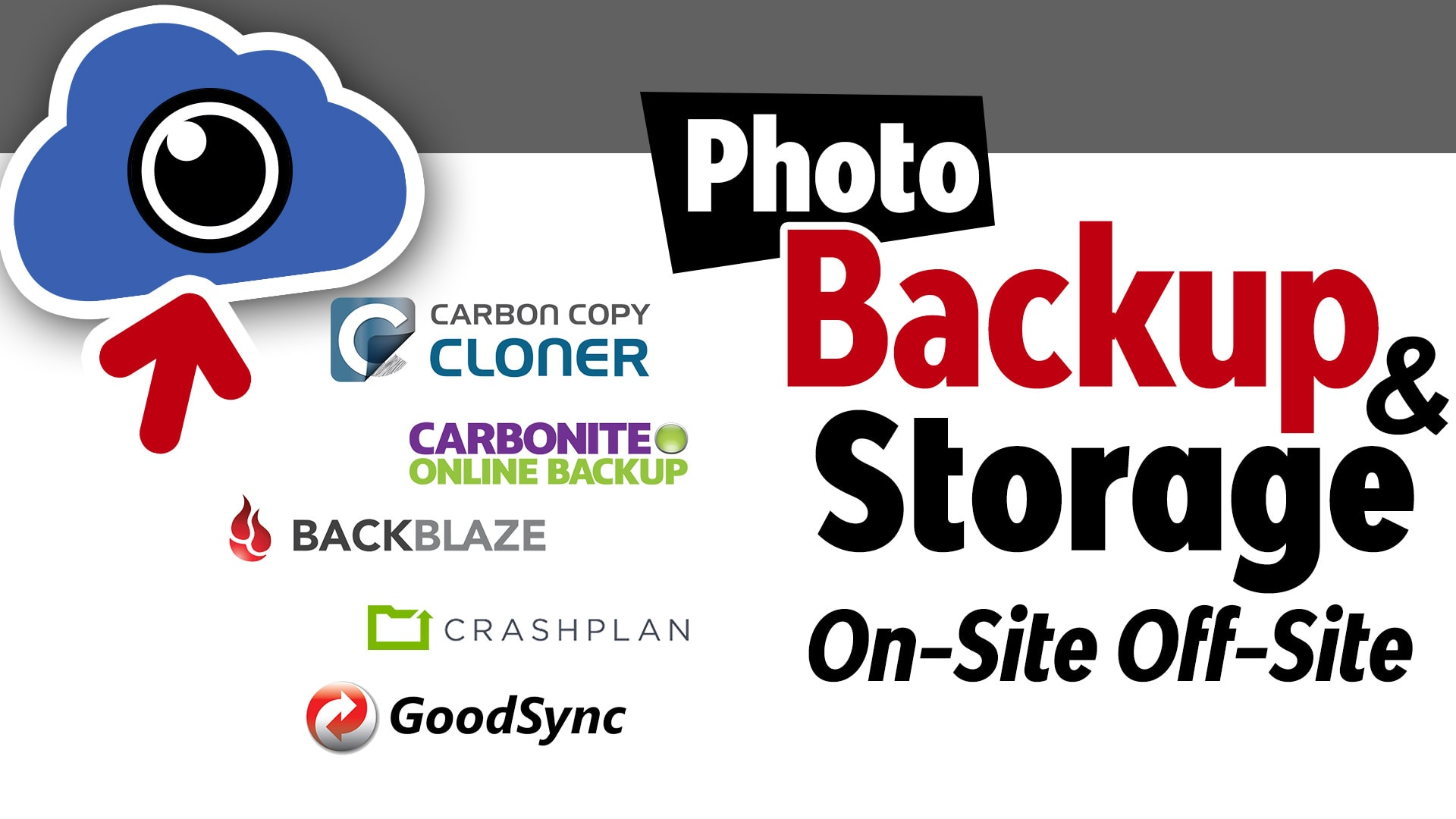 Photo of Photo Backup: How to create an automated system with cloud storage to protect your photographs