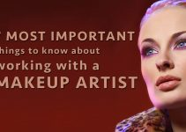 Seven most important things to know about working with a makeup artist