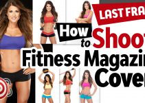 How to Shoot a Fitness Magazine Cover title page