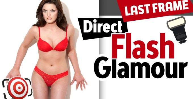 title for Direct Flash Glamour