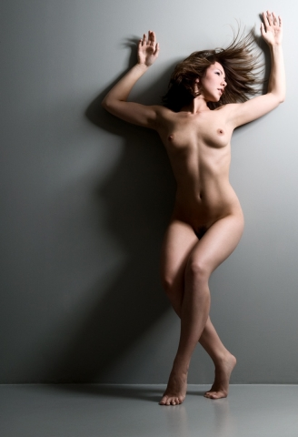 Fine Art Nude Color Image Copyrighted by www.JoeEdelman.com