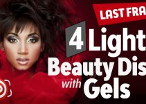 4 light beauty dish and gels title image
