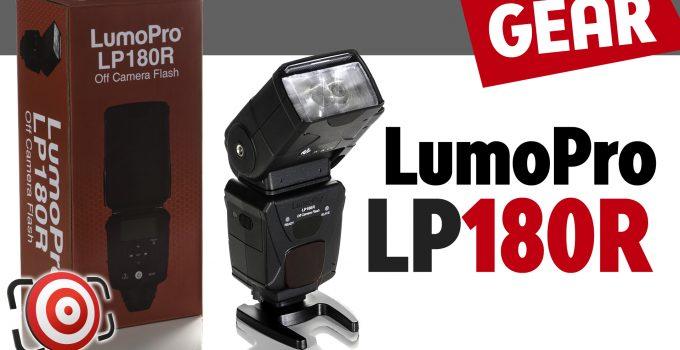 LumoPro LP180R review title image