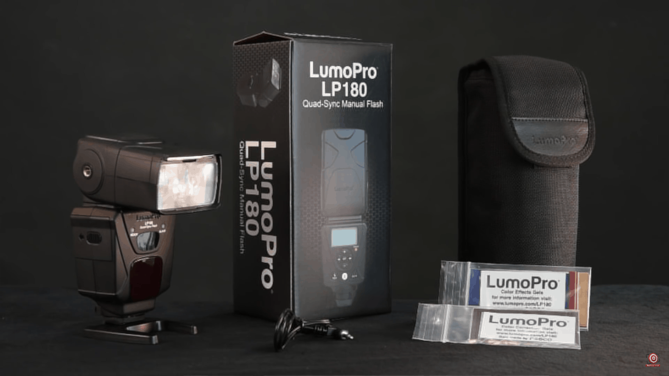 LumoPro LP180 box