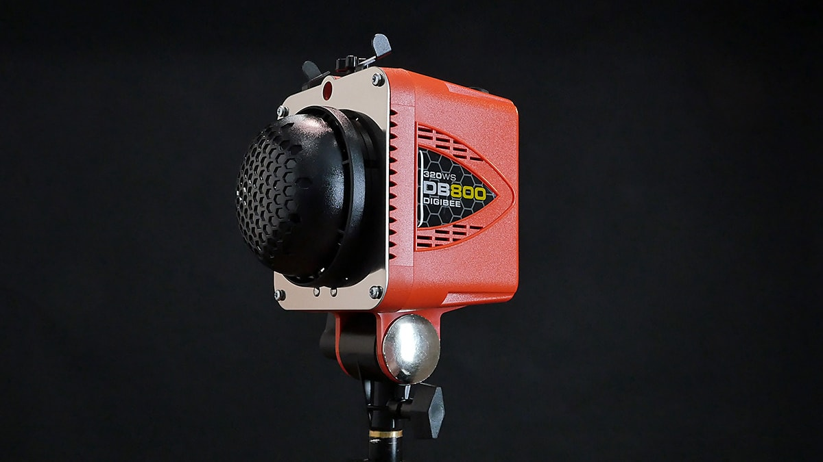 Photo of DigiBee DB800 by Paul C. Buff – The MOST Underrated Flash Unit on the Market for studio lighting