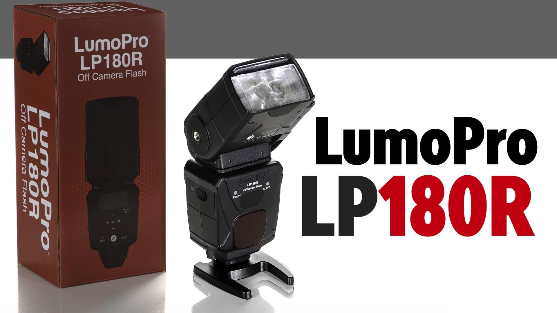 Photo of LumoPro LP180R Off-Camera Flash Review – Speedlight Flash Tutorial Series