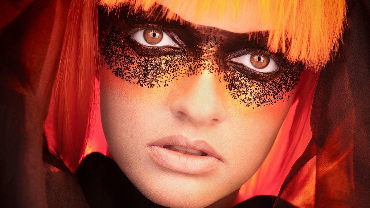 Photo of Halloween Inspired Three Light Beauty Portrait Tutorial – Studio Lighting Tutorial – The Last Frame