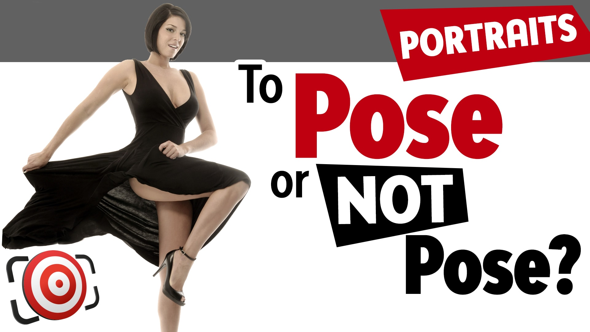 To pose or not to pose cover image