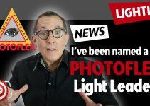 Photoflex light leader title image