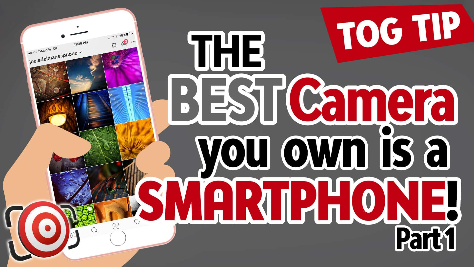 Photo of Your smartphone is the BEST camera you own to dramatically improve your photography. Part 1