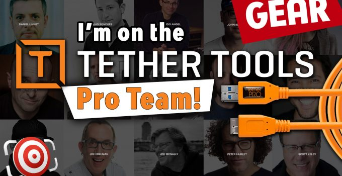 Tether Tools team title image