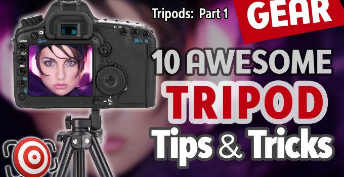 Tripod Tips and Tricks title image