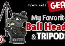 Tripod Ball Heads cover art