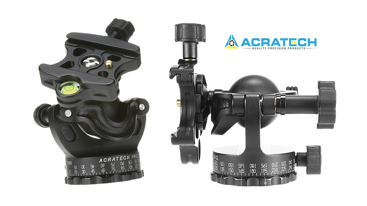 Photo of Acratech Ball Heads on Benro Tripods – Tripods Part 2