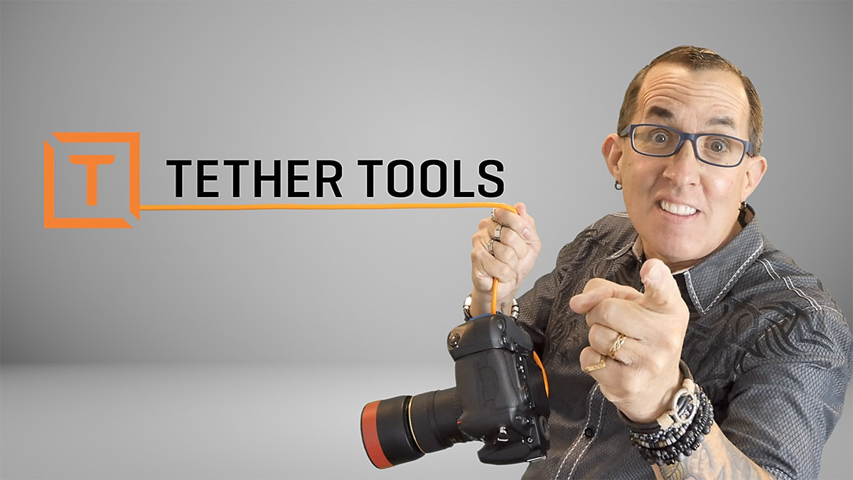 Photo of I am the newest member of the Tether Tools Pro Team! Shooting Tethered Photography