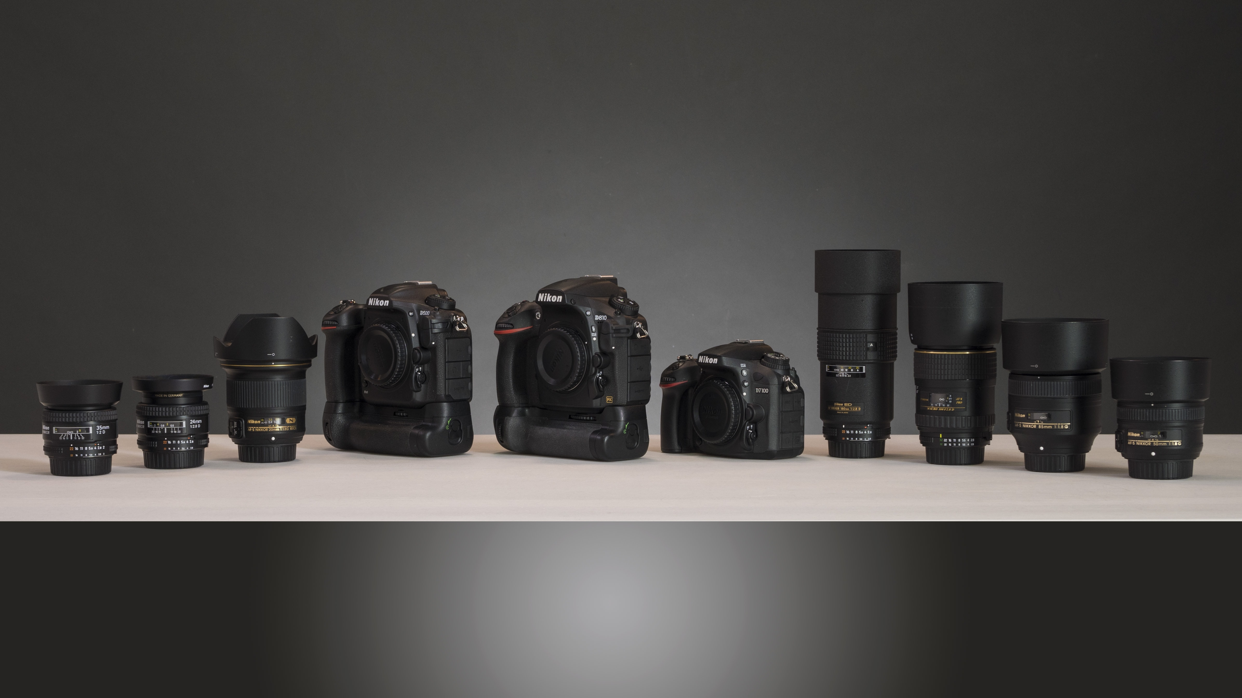 My Nikon camera kit