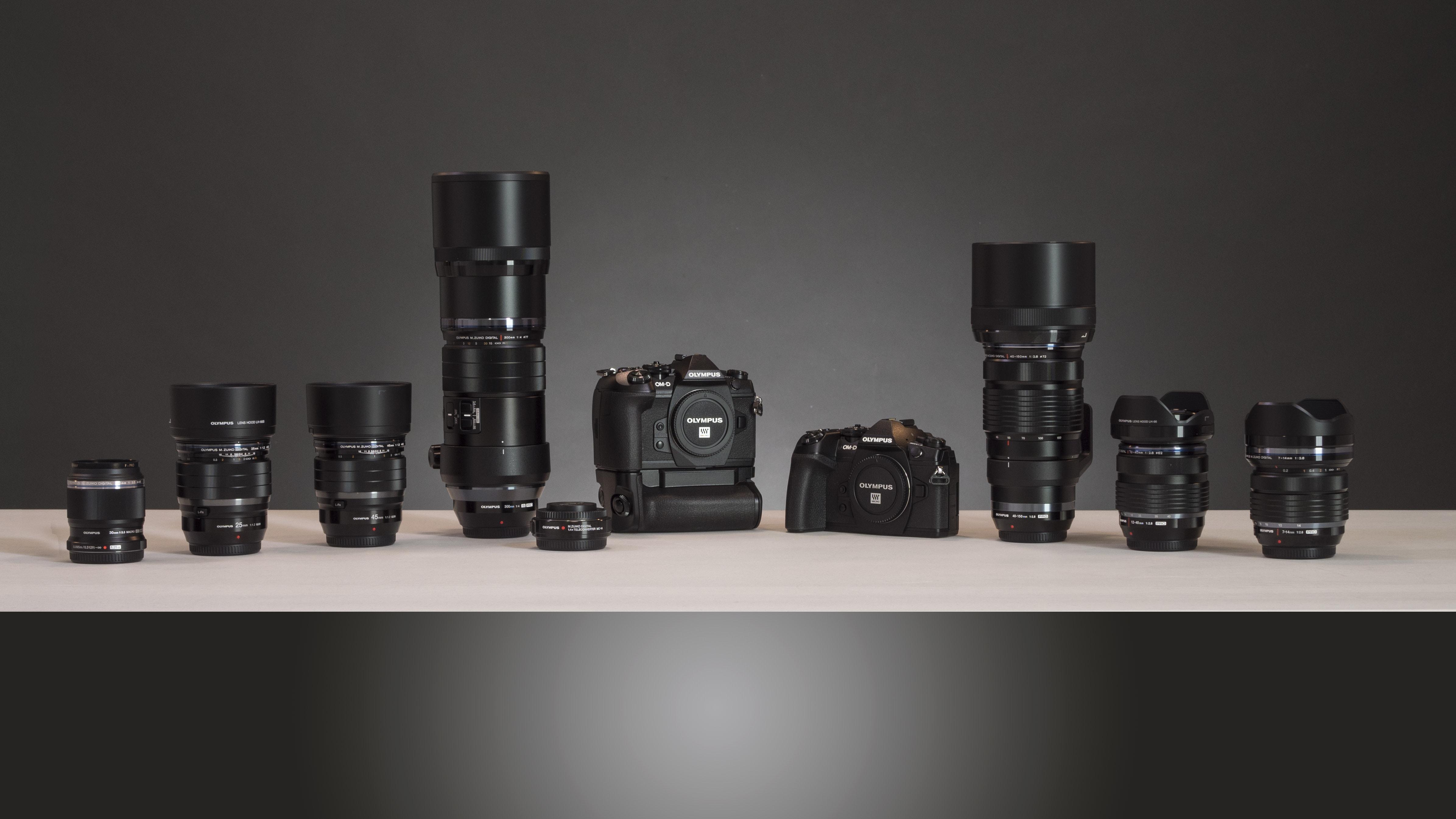 My Olympus Camera Kit