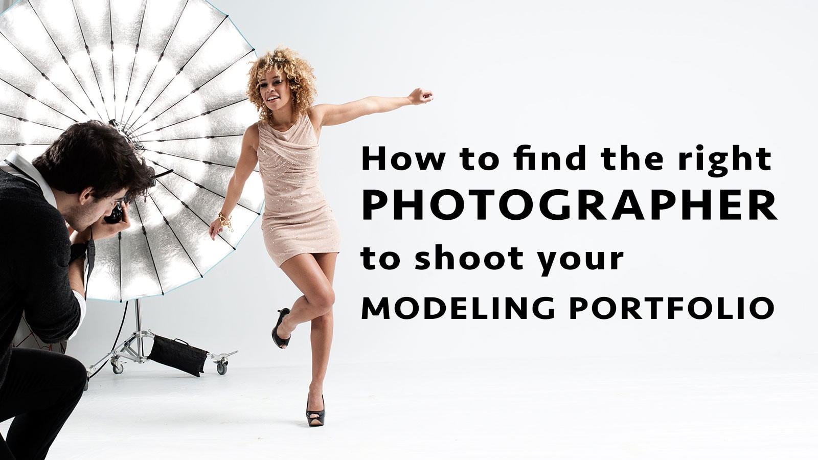Photo of How to find the right model photographer to shoot your portfolio