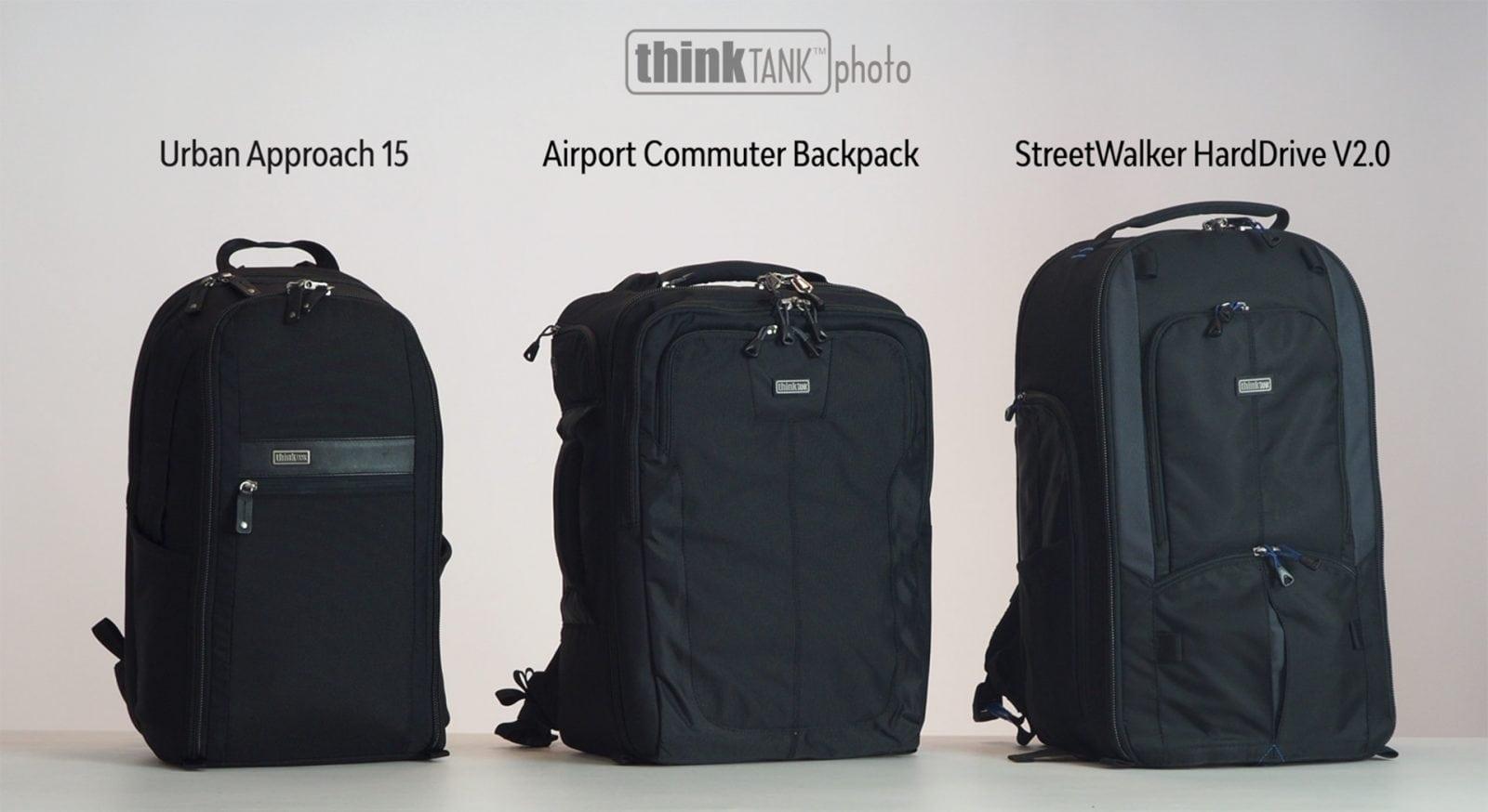 Think Tank Photo Backpacks