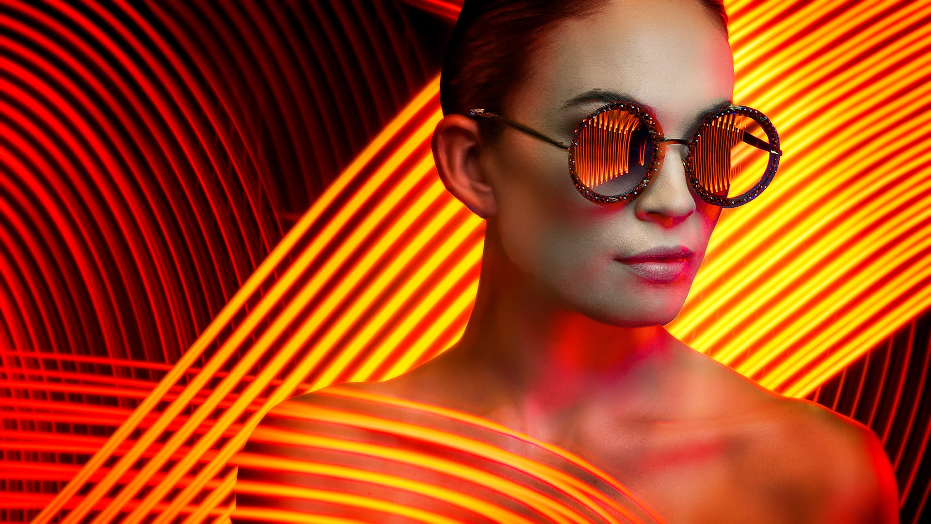 Photo of Bold and Beautiful Fashion Portraits with the Olympus OM-D E-M1X