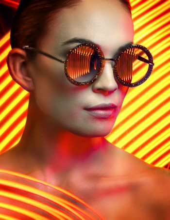 Bold and Beautiful Fashion Portraits - Big results with Small Lights