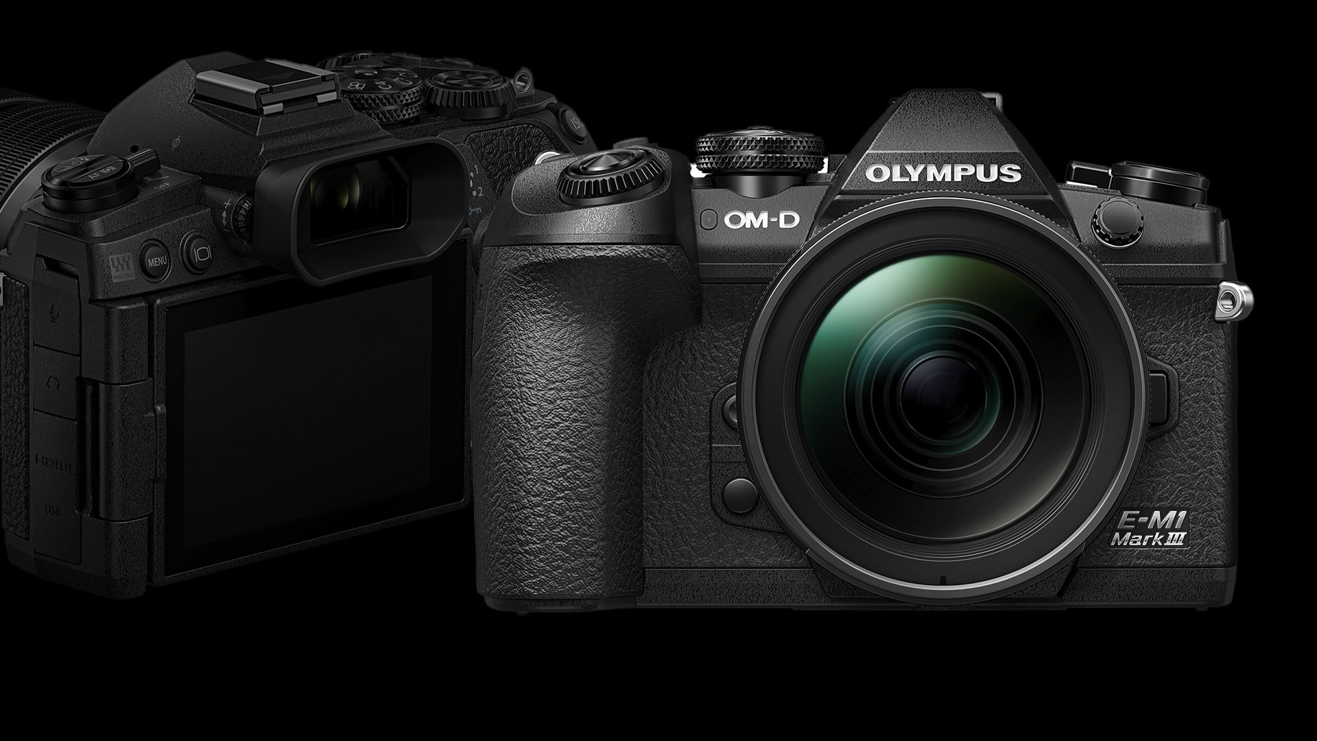 Photo of Olympus OM-D E-M1 Mark III