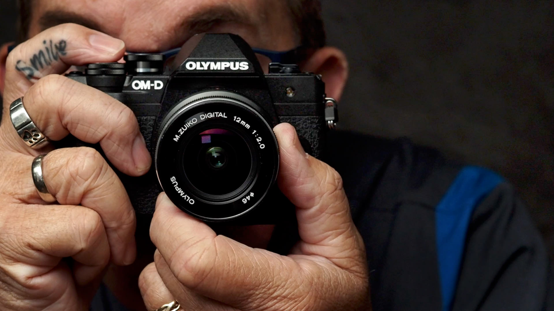 Photo of Olympus OM-D E-M10 Mark IV Camera – Smaller – Lighter and MORE features!