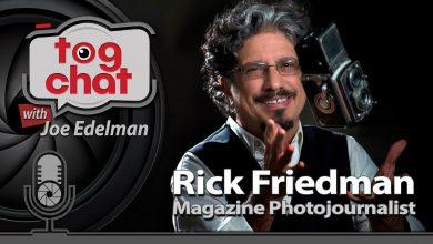 Rick Freidman - Magazine Photojournalist