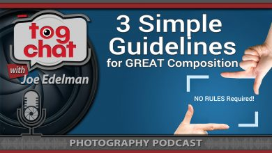 3 Simple No Rules guidelines to improve your composition