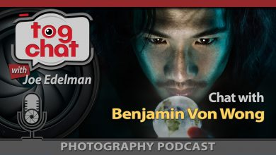 Benjamin Von Wong and the intersection of fantasy and photography