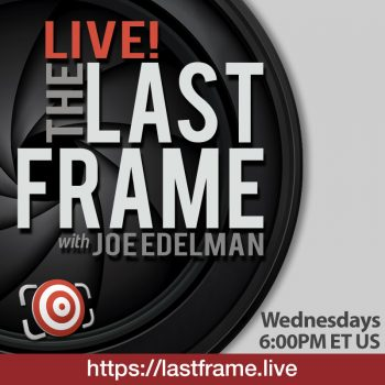 The LAST FRAME LIVE Photography Livestream