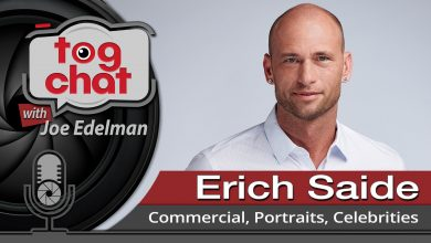 Erich Saide on TOGCHAT
