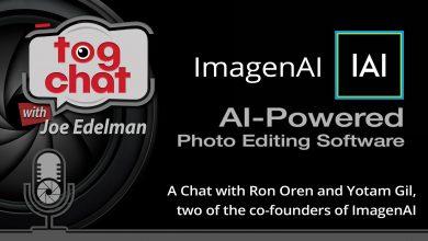 ImagenAI Photo Editing Software