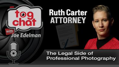 The Legal Side of Professional Photography with Attorney Ruth Carter