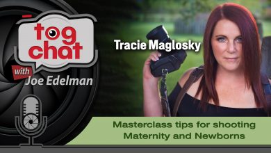 Maternity and Newborn Photography Masterclass with Tracie Maglosky