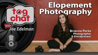 Elopement Photography with Photographer and Entrepreneur Brianna Parks