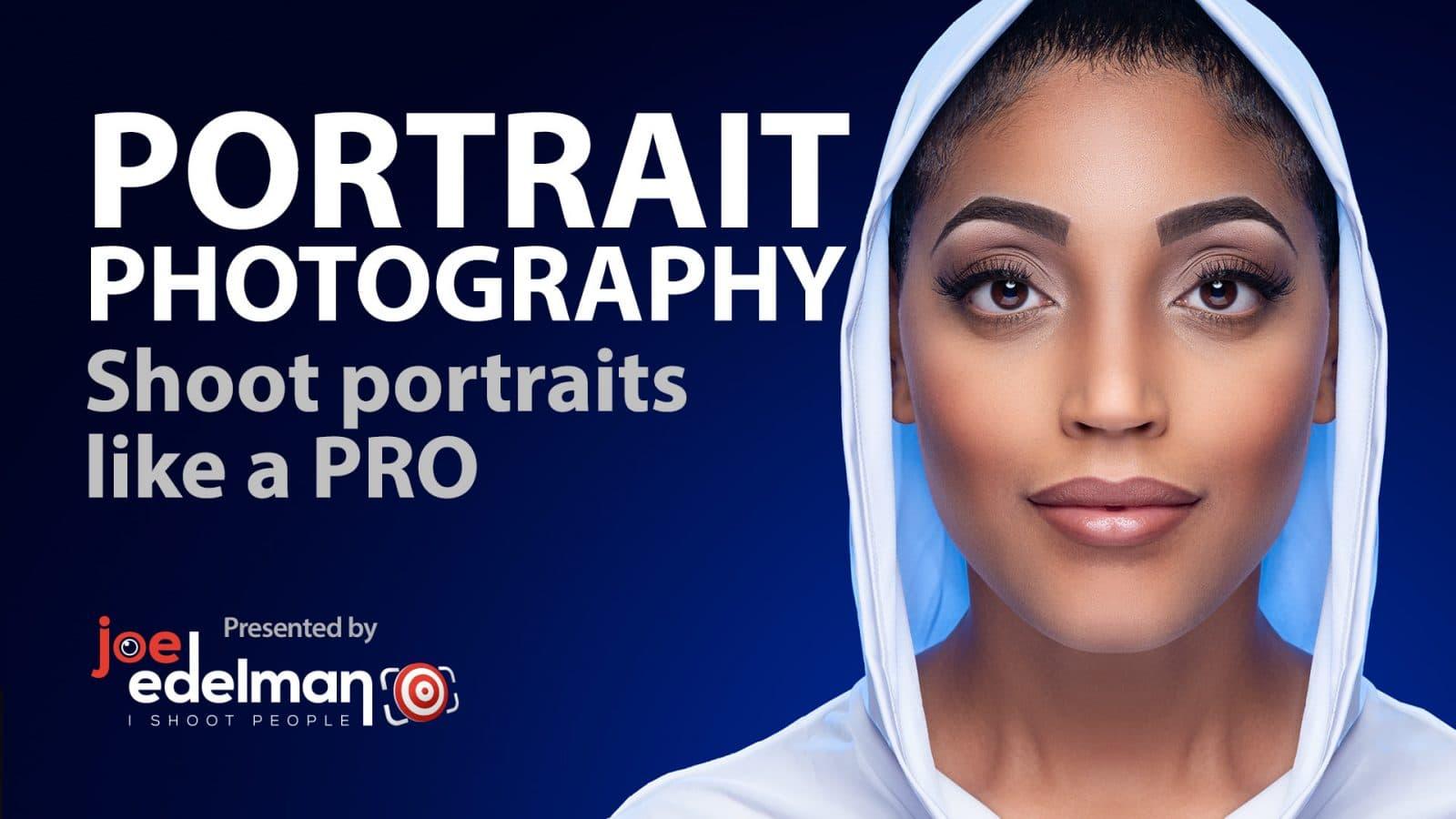 Portrait Photography — Learn to shoot portraits like a PRO