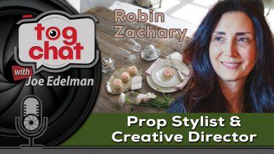Prop Stylist Robin Zachary