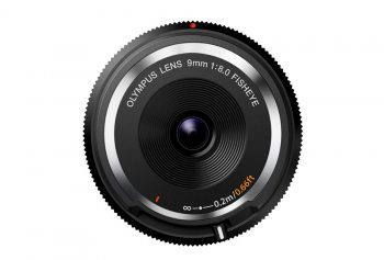 Body Cap Lens - 9mm F8 Fisheye