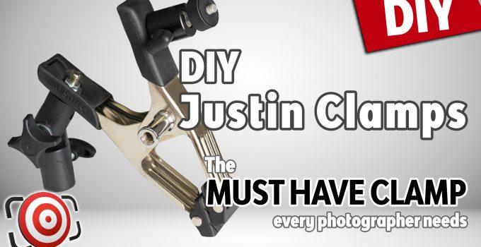 DIY Justin Clamps